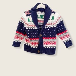 Baby Gap Knot Sweater Size 12-18 Months